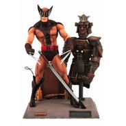 Wolverine - Brown Uniform - Marvel Select - Ref. 10848