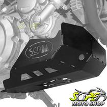 Protetor De Carter Scam Preto - Tenere 660 - Yamaha