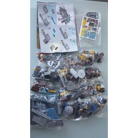 Star Wars Capitán De Rex At-te No Es Marca Lego