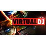 Virtual-dj Conviertase En Dj Solo Usando Su Pc
