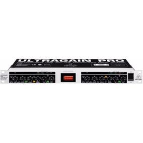 Mic2200 Pré-amplificador Valvulado Ultragain Mic-2200