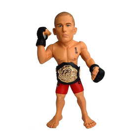 Action Figure Ufc Georges St-pierre Rush Championship Ed.