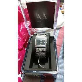 Reloj Armani Exchange Dama Brazalet Lv Tory Tag Rolex Ax Mk