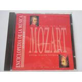 Disco De Enciclopedia De La Música Mozart Original Importado