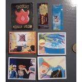 Lote De Figuritas Y Stickers Pokemon
