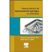 Manual Instrumentación Quirúrgica En Enfermería Digital
