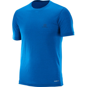 Remera Salomon - Explore Ss Tee M - Hiking - Hombre