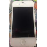 Iphone 4s Blanco Como Nuevo
