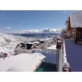 Hostería Del Cerro - Bariloche Dpto 10 Pax - Septiembre