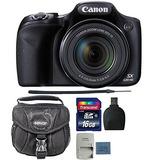 Canon Powershot Sx530 Hs Digital Camera + 16gb Memory Card +