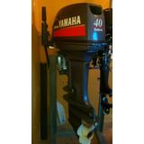 Motor Fuera De Borda Yamaha 40x Usado