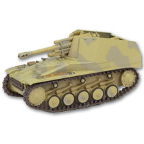 Sd.kfz 124 Wespe (nro 12) - Blindados De Combate Altaya