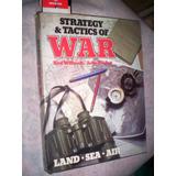 Raro Livro Estratégias E Táticas De Guerra Ned Willmott
