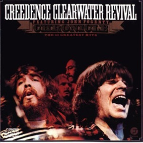 Cd Creedence Clearwater Revival - Chronicle (lacrado)