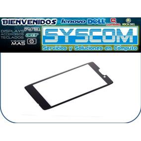 2 Piezas Glass Motorola Xt925 Negro Envio Gratis