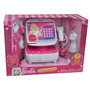 Caja Registradora De Barbie Sonidos Mattel Caja Maltratada