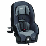 Evenflo Tribute Lx Asiento Convertible Para Bebe Saturn