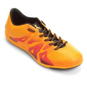 d38520edda26b Chuteira Futsal Adidas X 15 Street Esportes Fitness Em Capital Zona ...