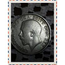 Moneda Inglaterra 1 Shilling 1926 Plata / Ref P5/5