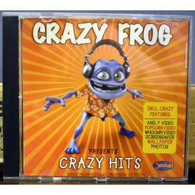 Crazy Frog Crazy Hits Cd Promo 2005 Eureka