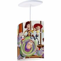 Luminária Pendente Infantil Desenho Toy Story Quarto Criança
