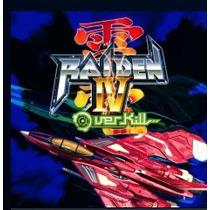 Raiden Iv/ Overkill Jogos Ps3 Codigo Psn