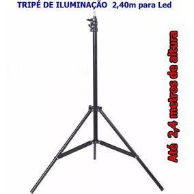 Tripe De Iluminação 2,40cm Com (nota Fiscal)