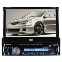 Boss Bv9984b Dvd Pantalla Indash 7 Pulgadas Bluetooth Usb Sd