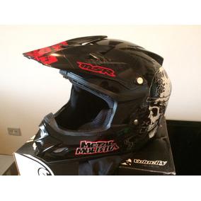 Capacete Motocross Metal Mulisha
