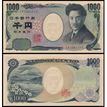 Japan Japão P-104 Fe 1.000 Yen Nd ( 2004 ) * C O L *