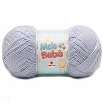 Lã Para Tricô Mais Bebe Circulo Novelo C/100g Diversas Cores