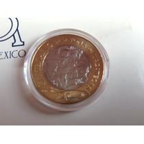 Zacatecas Moneda De $20 Pesos