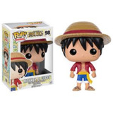 Monkey D Luffy Funko Pop One Piece