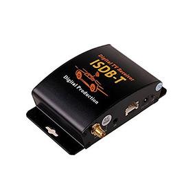 Dash Dvd Monitor Del Coche Isdb-t Sintonizador De Tv Digital