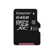 Memoria 64g Kingston Microsdxc Canvas Select