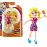 Polly Pocket Muñeca Polly Rosa Mattel Juguete C/ Accesorio
