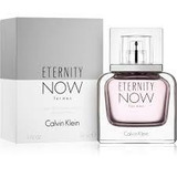 Perfume Eternity Now Calvin Klein Hombre Edt 30 Ml