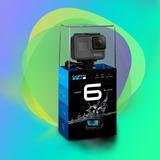 Go Pro Hero 6 Black Difiere Con Tarjeta Hasta 24 Meses