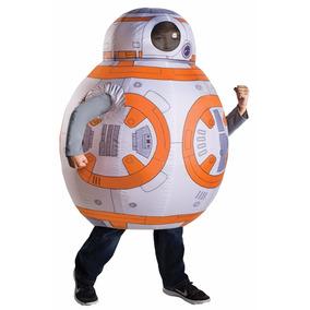 Disfraz Star Wars Bb8 Inflable *envío Gratis