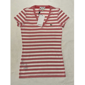 Remera Lacoste Para Mujer