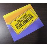 Calcomania Los Carros Mas Queridos De Colombia 11cm X 9cm