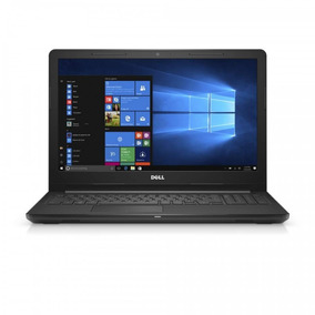 Notebook Dell Intel Celeron N3060 4gb 500gb 15.6 Win10 3552