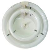 Lampara Doble Circular De 22 W Y 32 W Con Bombillos