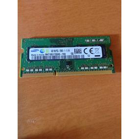 Memoria Ram Ddr3 4gb 1rx8 Pc3-12800 1600 Mhz Para Laptop