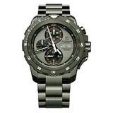 Reloj Victorinox Swiss Army Xz Cronografo Tabler Negro Acero