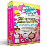 Kit Imprimir Tarjetas Invitaciones (+120 Kits) + Regalo