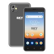 Celular Libre Barato Dual Sim Sky H5 Bluetooth Gris Ms