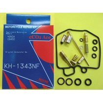 Reparo Carburador Cb450 E Custom Tr Dx Kh-1343n Keyster Jap