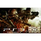Medalla De Honor: Warfighter Ps3