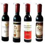 Destapador Y Sacacorcho Imantado Forma Botella De Vino Promo